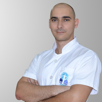 Davor Aladrovic, Physiotherapist