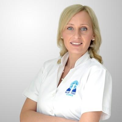Zorica Farkas, Physiotherapist