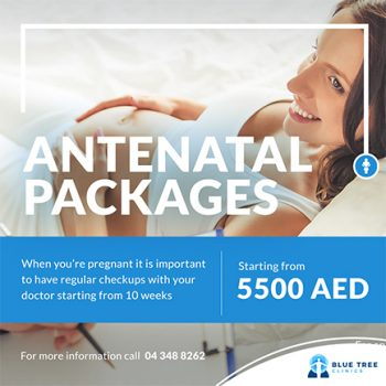 Antenatal Packages Offer