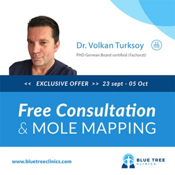 Free Consultation & Mole Mapping Offer