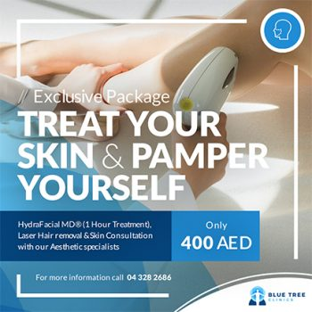 Treat Your Skin & Pamper Yourself Offer