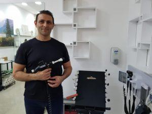 chiropractic doctor in Dubai