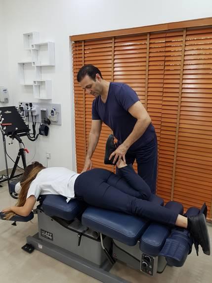 Chiropractic first - Dubai best chiropractor