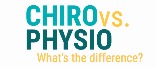 chiropractor vs physiotherapist in Dubai - what's the difference