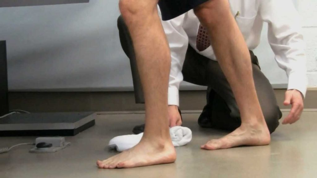 How a Physiotherapist can manage Plantar Fasciitis