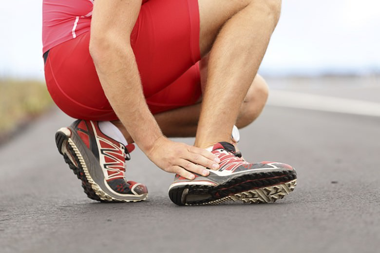 ankle sprain treatment dubai