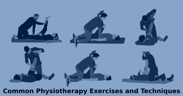 Types Of Exercises In Physiotherapy.
